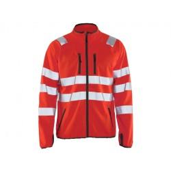 Blåklæder Softshell jakke